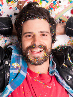 Devendra Banhart Sun stack for the nut moth