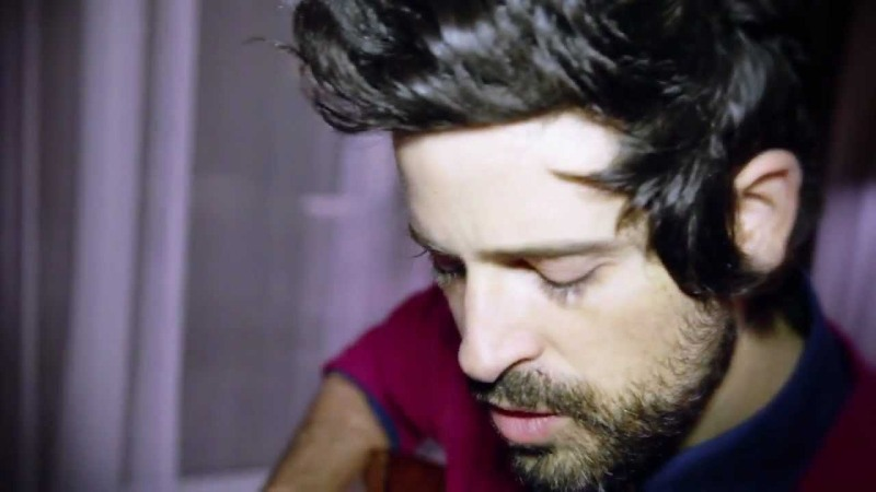 Devendra banhart playing guitar