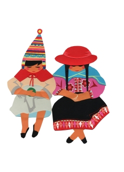 help a Peruvian family