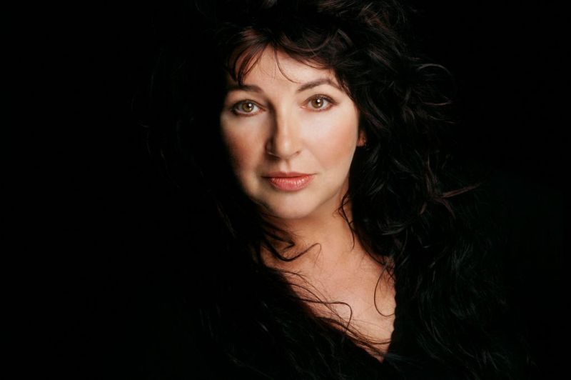 Living with Kate Bush